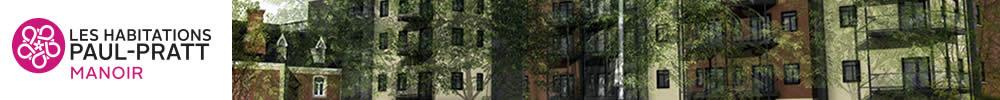 Les Habitations Paul-Pratt - Le Manoir